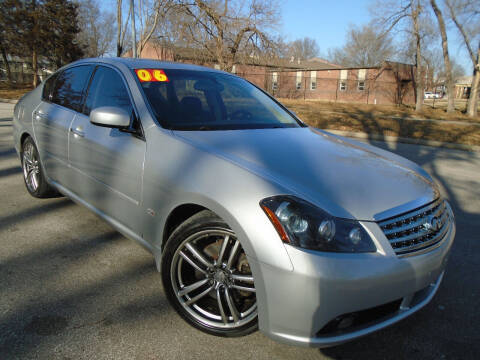 2006 Infiniti M45 for sale at Sunshine Auto Sales in Kansas City MO