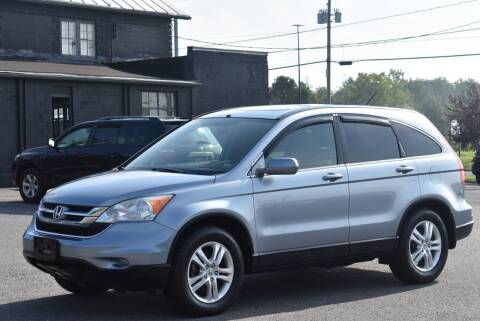 2011 Honda CR-V for sale at Broadway Garage of Columbia County Inc. in Hudson NY