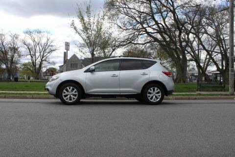 2012 Nissan Murano for sale at Lexington Auto Club in Clifton NJ