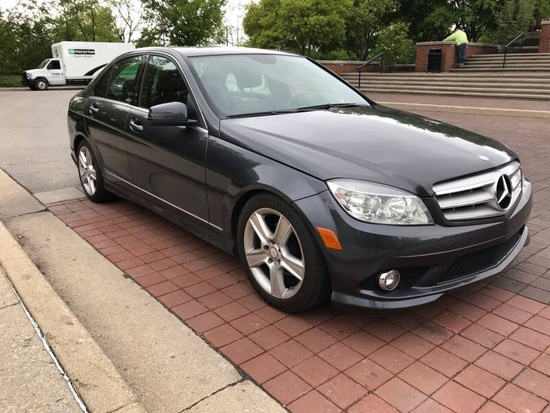 2010 Mercedes-Benz C-Class for sale at Third Avenue Motors Inc. in Carmel IN