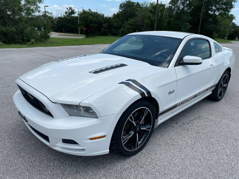 2013 Ford Mustang for sale at Central Motor Company in Austin TX