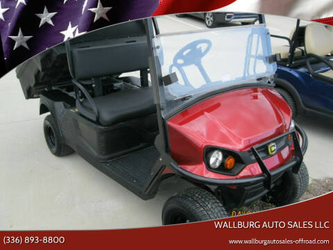 2017 Cushman 3231226 for sale at WALLBURG AUTO SALES LLC in Winston Salem NC