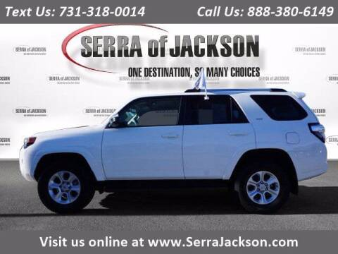 2020 Toyota 4Runner for sale at Serra Of Jackson in Jackson TN