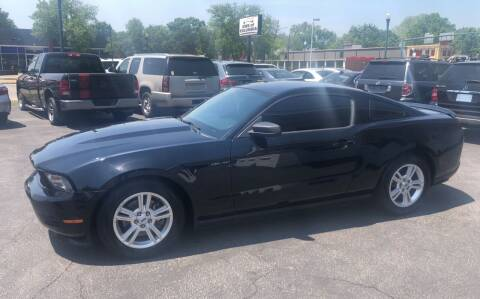 2012 Ford Mustang for sale at BWK of Columbia in Columbia SC
