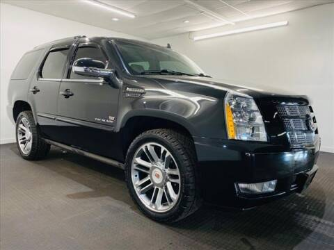 2014 Cadillac Escalade for sale at Champagne Motor Car Company in Willimantic CT