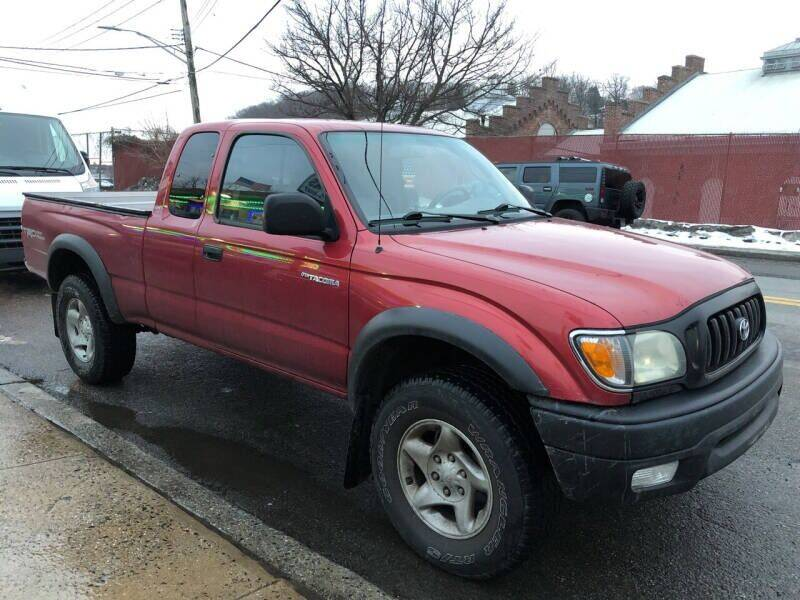 2002 Toyota Tacoma for sale at Drive Deleon in Yonkers NY