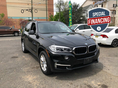 2015 BMW X5 for sale at 103 Auto Sales in Bloomfield NJ