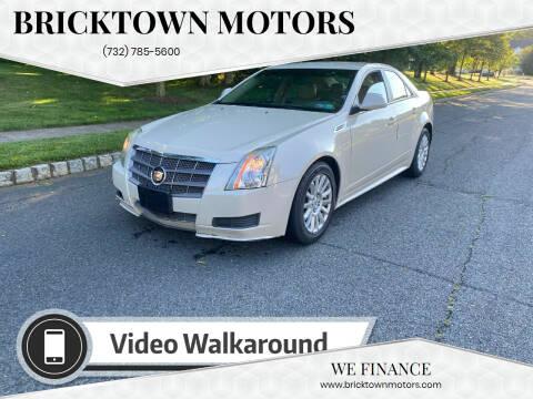 2010 Cadillac CTS for sale at Bricktown Motors in Brick NJ