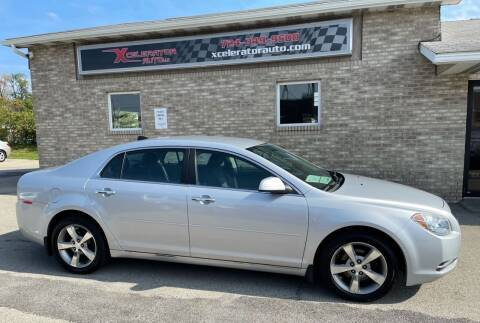 2012 Chevrolet Malibu for sale at Xcelerator Auto LLC in Indiana PA
