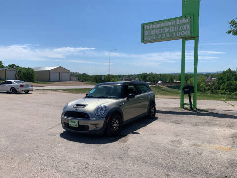 2008 MINI Cooper Clubman for sale at Independent Auto in Belle Fourche SD