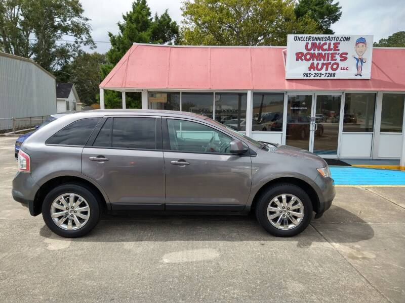 2010 Ford Edge for sale at Uncle Ronnie's Auto LLC in Houma LA