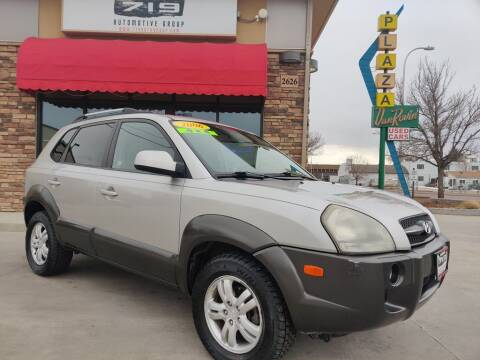 2006 Hyundai Tucson for sale at 719 Automotive Group in Colorado Springs CO