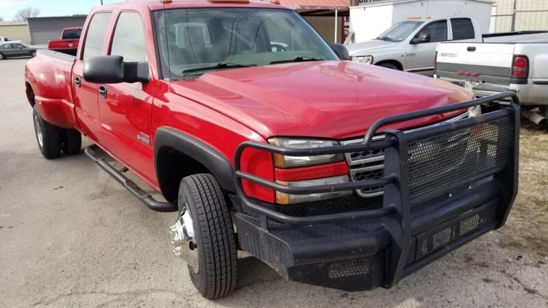 2005 Chevrolet Silverado 3500 for sale at Key City Motors in Abilene TX