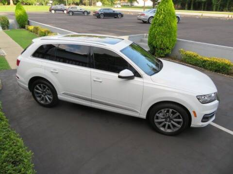 2017 Audi Q7 for sale at Sports & Imports INC in Spartanburg SC