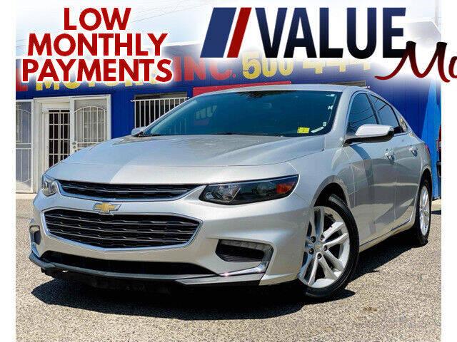 2017 Chevrolet Malibu for sale in Fresno, CA