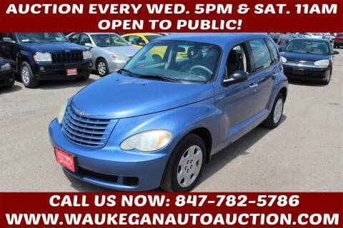 2006 Chrysler PT Cruiser for sale at Waukegan Auto Auction in Waukegan IL