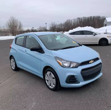 2016 Chevrolet Spark for sale at Discount Auto Sales in Passaic NJ
