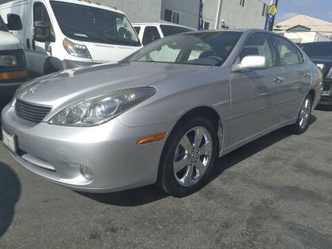2006 Lexus ES 330 for sale at Western Motors Inc in Los Angeles CA