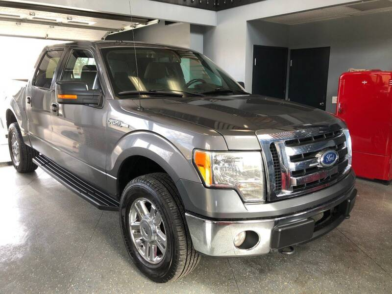 2009 Ford F-150 for sale at Settle Auto Sales TAYLOR ST. in Fort Wayne IN