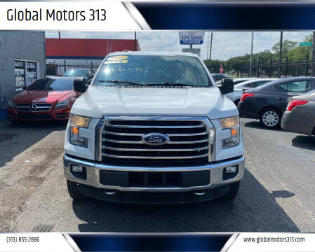 2016 Ford F-150 for sale at Global Motors 313 in Detroit MI