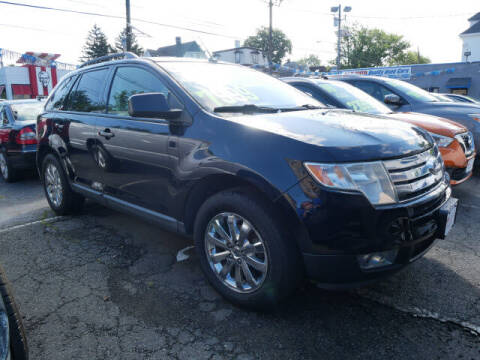 2008 Ford Edge for sale at M & R Auto Sales INC. in North Plainfield NJ