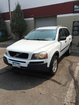 2005 Volvo XC90 for sale at Specialty Auto Wholesalers Inc in Eden Prairie MN