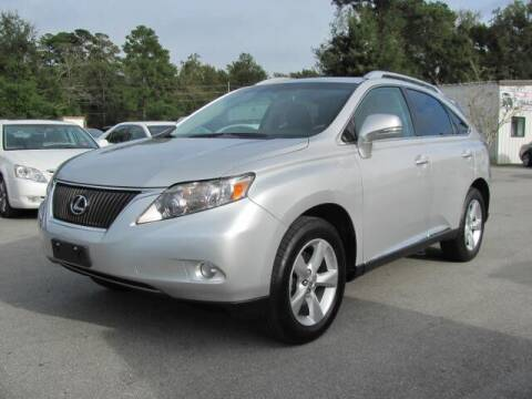2011 Lexus RX 350 for sale at Pure 1 Auto in New Bern NC