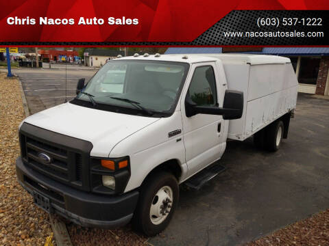 2011 Ford E-Series Chassis for sale at Chris Nacos Auto Sales in Derry NH
