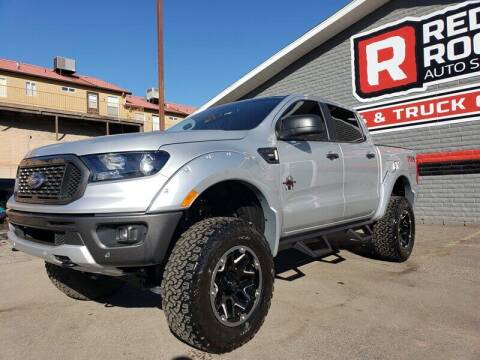 2019 Ford Ranger for sale at Red Rock Auto Sales in Saint George UT