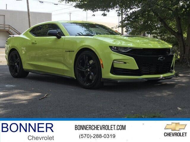 2019 Chevrolet Camaro for sale at Bonner Chevrolet in Kingston PA