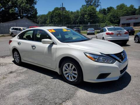 2016 Nissan Altima for sale at Import Plus Auto Sales in Norcross GA