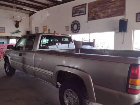 1999 Chevrolet Silverado 2500 for sale at PYRAMID MOTORS - Pueblo Lot in Pueblo CO