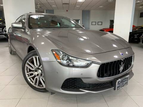 2017 Maserati Ghibli for sale at Auto Mall of Springfield in Springfield IL