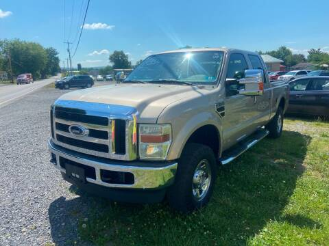 2008 Ford F-250 Super Duty for sale at US5 Auto Sales in Shippensburg PA