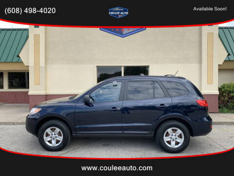 2009 Hyundai Santa Fe for sale at Coulee Auto in La Crosse WI