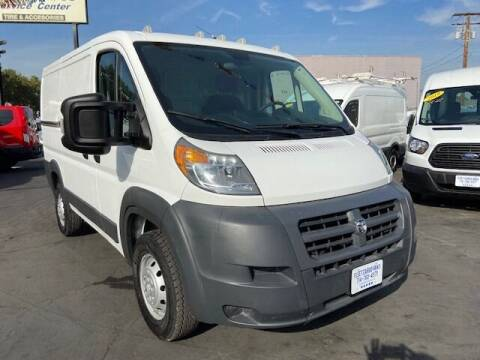 2017 RAM ProMaster Cargo for sale at Auto Wholesale Company in Santa Ana CA
