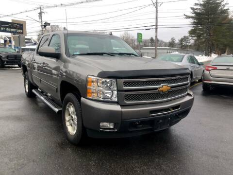 2013 Chevrolet Silverado 1500 for sale at RT28 Motors in North Reading MA
