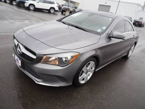 2018 Mercedes-Benz CLA for sale at Karmart in Burlington WA