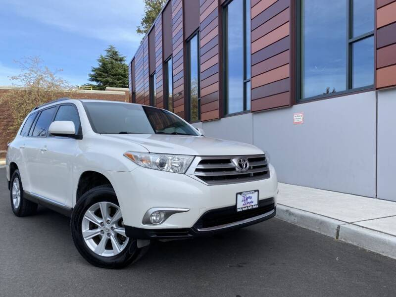 2011 Toyota Highlander for sale at DAILY DEALS AUTO SALES in Seattle WA