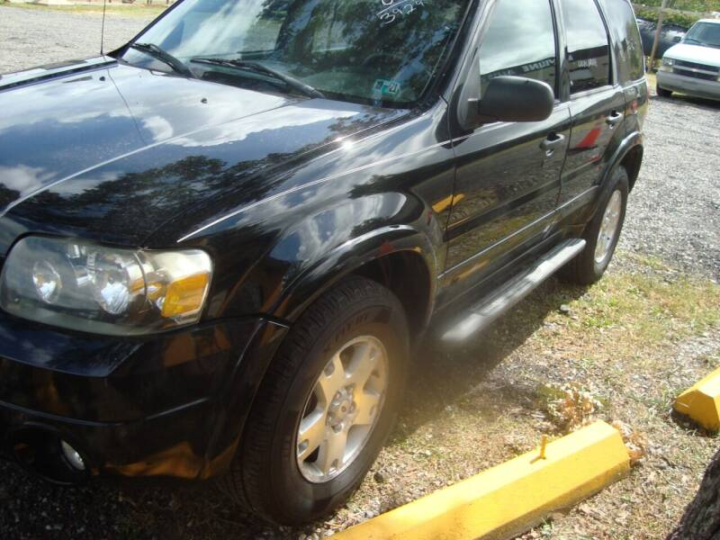 2007 Ford Escape for sale at Branch Avenue Auto Auction in Clinton MD