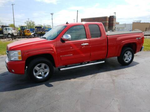 2011 Chevrolet Silverado 1500 for sale at Big Boys Auto Sales in Russellville KY