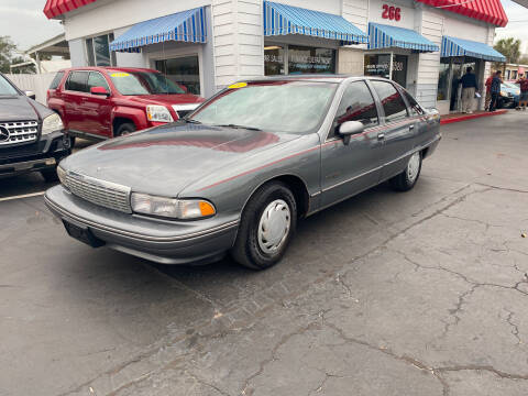 1992 Chevrolet Caprice for sale at Riviera Auto Sales South in Daytona Beach FL