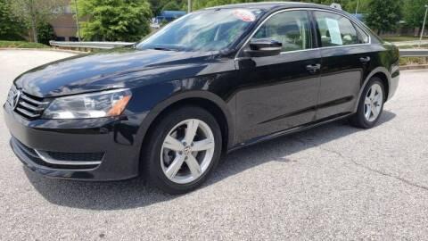2014 Volkswagen Passat for sale at Chris Motors in Decatur GA