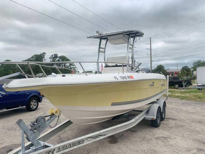 2004 Wellcraft 210 for sale at EXECUTIVE CAR SALES LLC in North Fort Myers FL