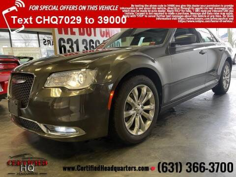 2017 Chrysler 300 for sale at CERTIFIED HEADQUARTERS in St James NY