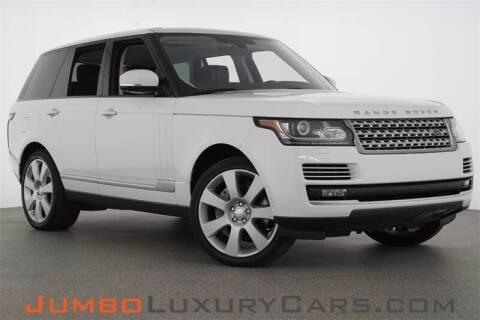 2014 Land Rover Range Rover for sale at JumboAutoGroup.com - Jumboluxurycars.com in Hollywood FL