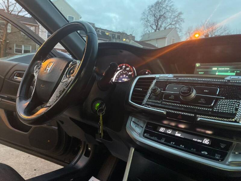 2014 Honda Accord Sport 4dr Sedan CVT - Newark NJ