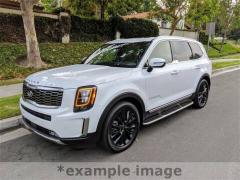 2020 Kia Telluride for sale at Coast to Coast Imports in Fishers IN