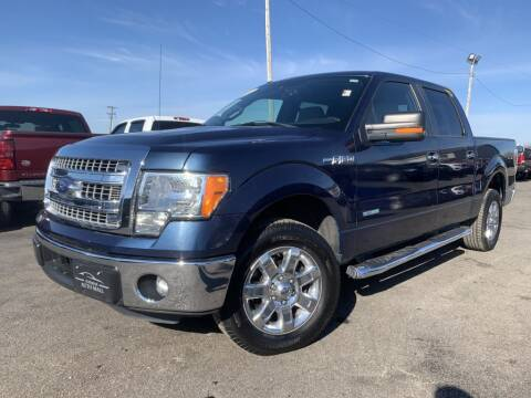 2014 Ford F-150 for sale at Superior Auto Mall of Chenoa in Chenoa IL