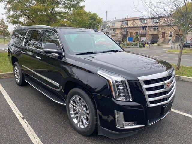 2017 Cadillac Escalade ESV for sale at CarNYC.com in Staten Island NY